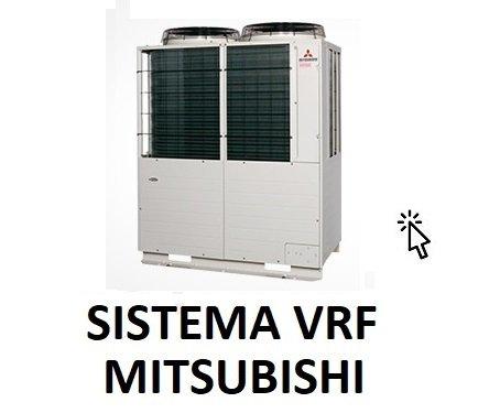 Sistema VRF Mitsubishi