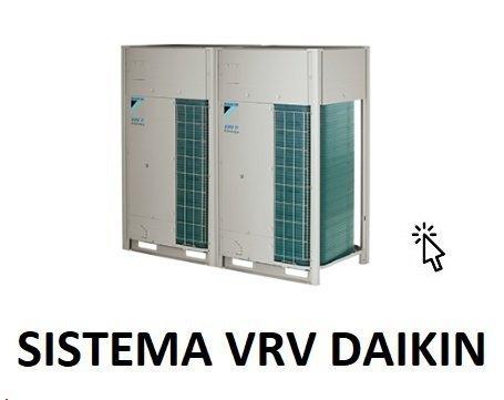 Sistema VRV Daikin