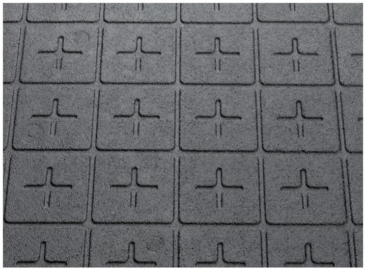 Pannello isolante serie Plate in lastra H 20 mm