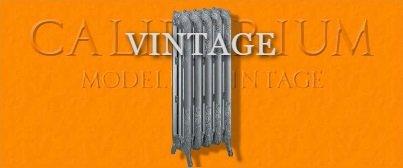 Radiatore / termosifone Ghisa Vintage