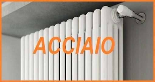 Radiatore / Termosifone acciaio