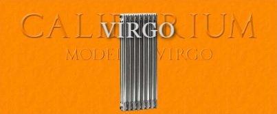 Radiatore / termosifone acciaio Virgo