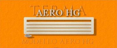 Termoarredo Terma Aero HG