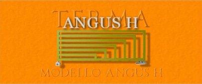 Termoarredo Terma Angus H