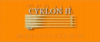 Termoarredo Terma Cyklon H
