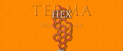Termoarredo Terma Hex