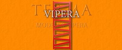 Termoarredo Terma Vipera